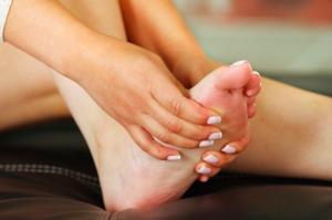 ayak önü ağrısı
