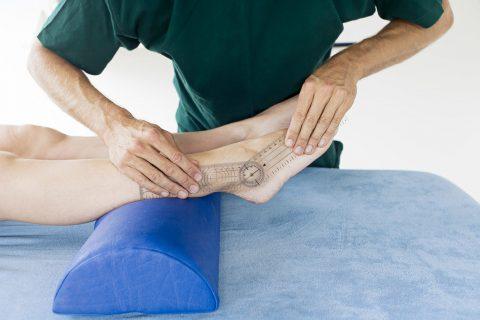 ayak bileği kireçlenme tedavisi