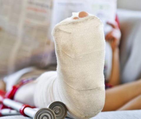 topuk kırığı nasıl tedavi edilir